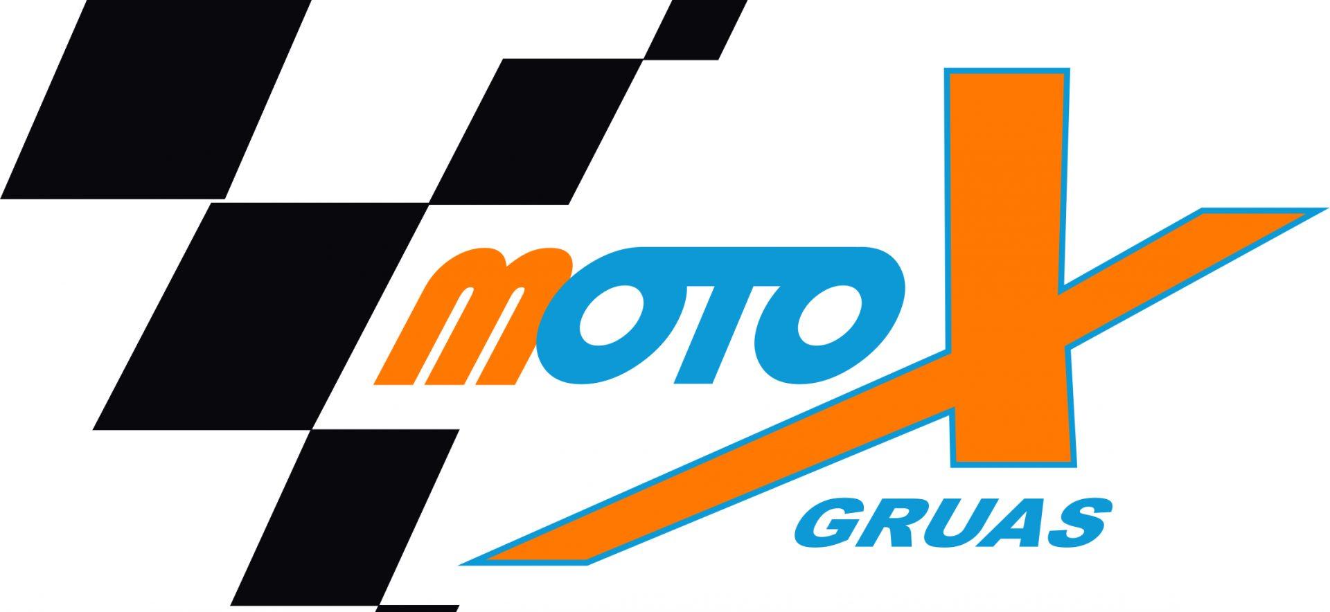 logo Gruas Moto X
